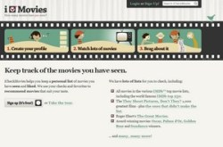 I Check Movies – keep track of the movies you have seen
