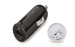 iLuv iAD115 – Micro Sized USB Car Adapter