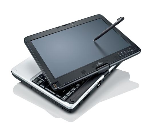 Fujitsu Lifebook T 730, TH 700: Slatebooks, or Notetablets, you decide