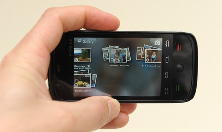 Excalibur Smartphone with Android 2.1 – Mini hands on review