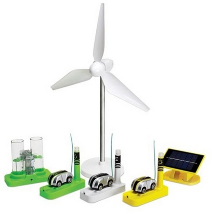 The Renewable Energy Racer Set