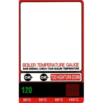 """The Eco Room Thermometer and """"Too Hot"""" Water Thermometer"""