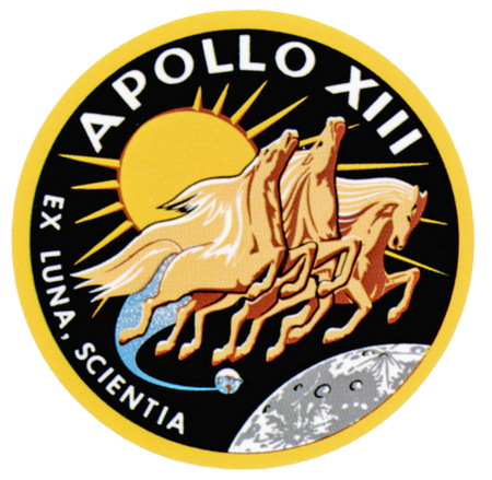 Apollo 13 logo