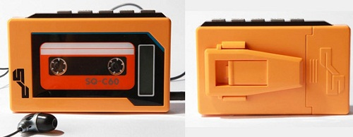Cassette MP3 Player lets you rock out 80's style