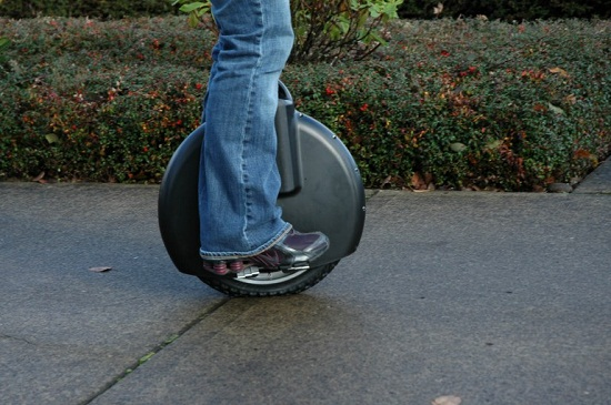 SoloWheel is a self-balancing unicycle