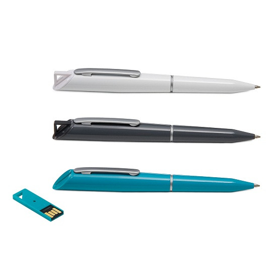 USB Card Pen combines two easily-lost devices into one