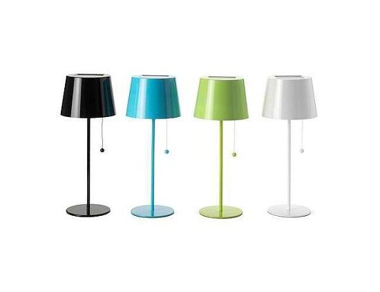 IKEA Solvinden Solar Lamp