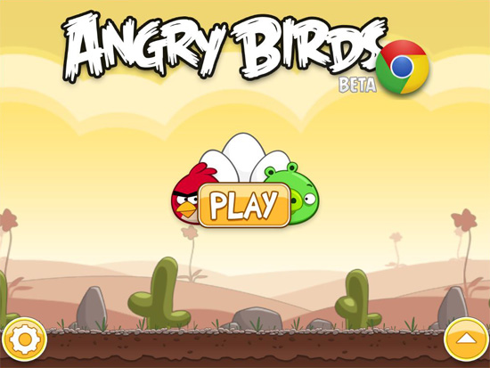 Play Angry Birds for free, right inside your browser