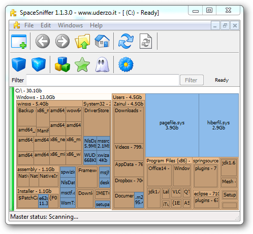 Use freeware to clear up some disk space on your computer