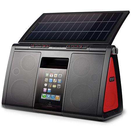 Eton�s Soulra XL Solar Dock