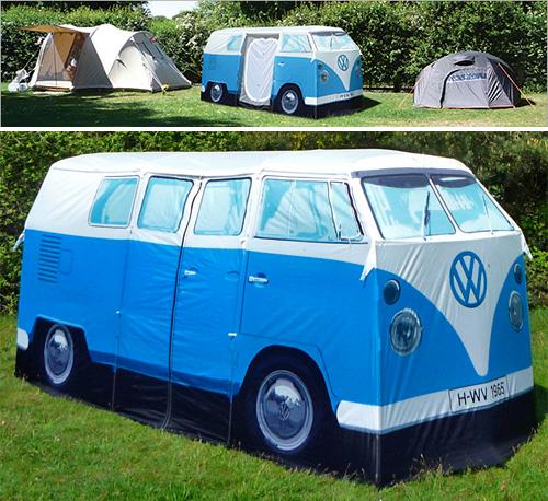 VW Camper Van Tents