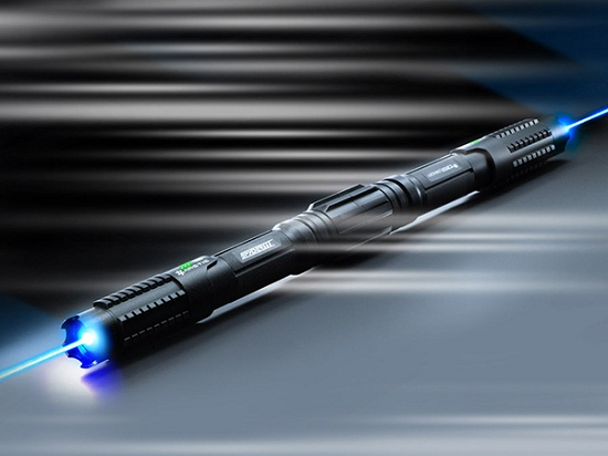 Sith Series Double: A real dual-bladed lightsaber
