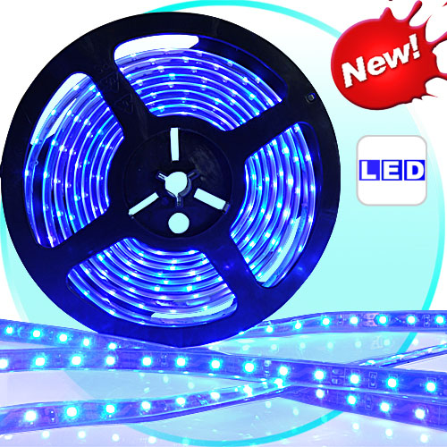 Flexible Blue LED Strip