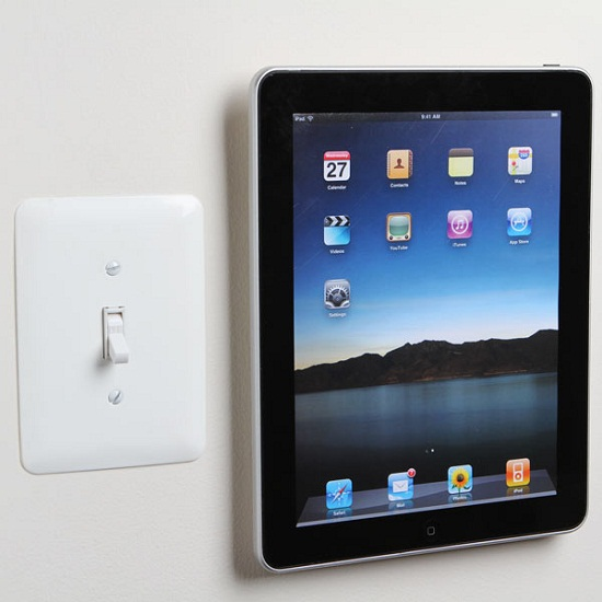 PadTab Wall Mount puts your tablet on the wall