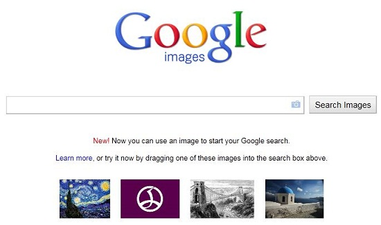 Google introduces Search by Image