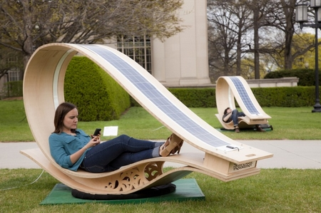 The SOFT Rocker – relax and recharge!