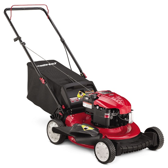 DIY Tip – Use cooking spray to prevent grass clogs in your mower