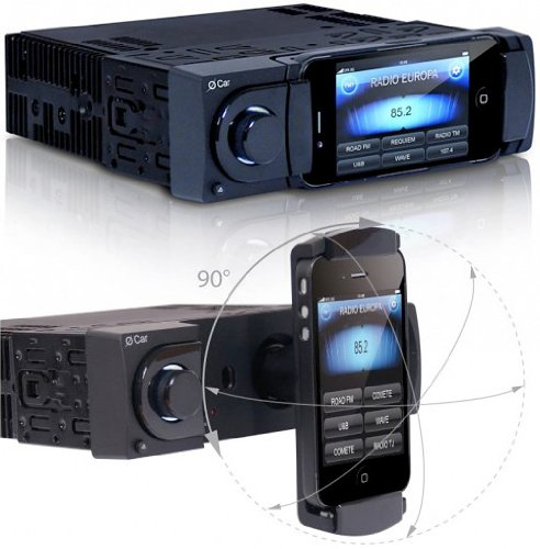 O Car iPhone Stereo Controller