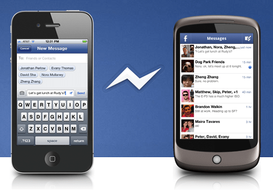Facebook introduces a standalone Messenger app for your smartphone