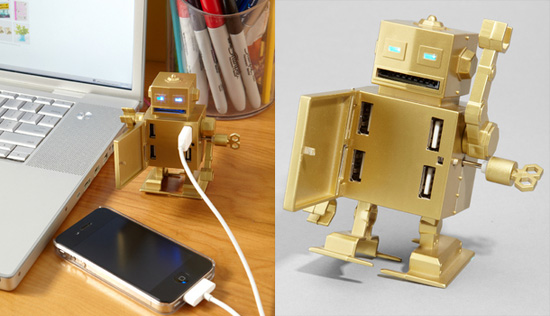 Domo arigato mister Roboto USB Hub