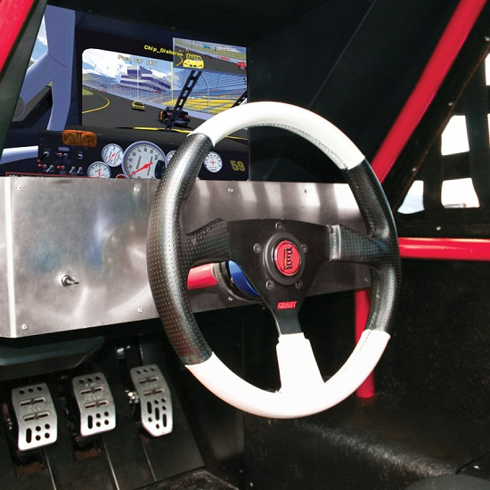 Stock Car Racing Simulator goes all-out for realism