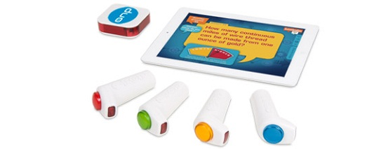 Duo Pop lets you play buzzer trivia games on your iPad