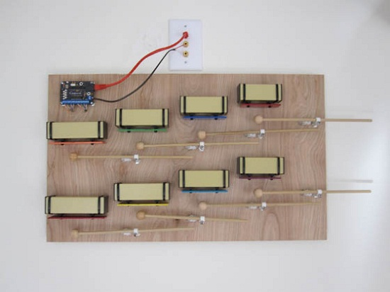 Build your own custom doorbell