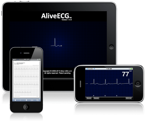 AliveCor is turning your iPhone into an ECG