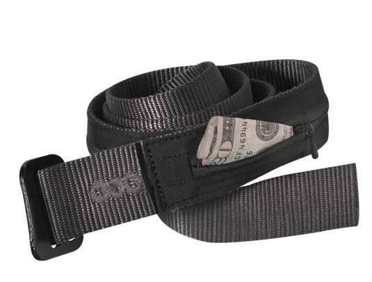 Patagonia Travel Belt hides your cash from prying hands