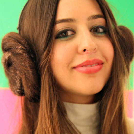 Galactic Princess Headphone Covers transform you into Princess Leia