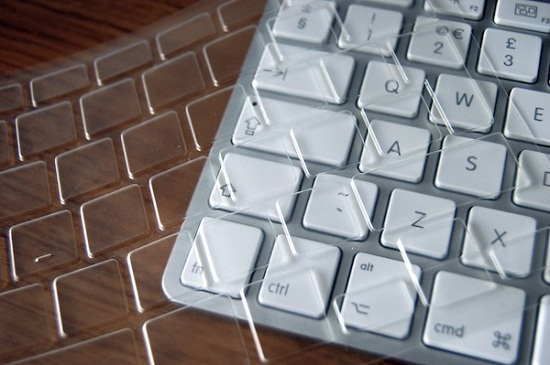 Moshi ClearGuard keeps your Apple keyboard safe from harm
