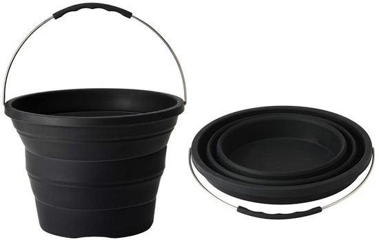 Pack-Away Collapsible Bucket