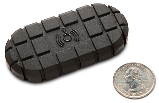 Micro Sonic Grenade is perfect for cubical warfare