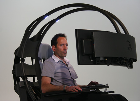 Would you pay $6,400 to sit in this chair/desk hybrid?