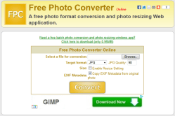 Free Photo Converter compresses your images quickly and easily [Daily Freeware]