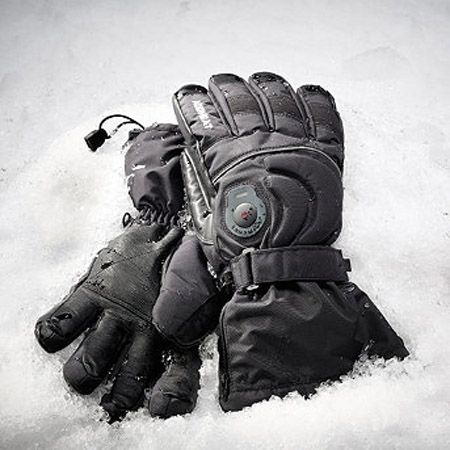 Ultimate Rechargeable Heated Gloves keep your hands toasty