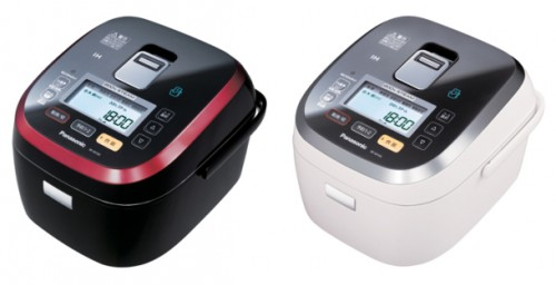 Panasonic Rice Cooker that uses your smartphone?