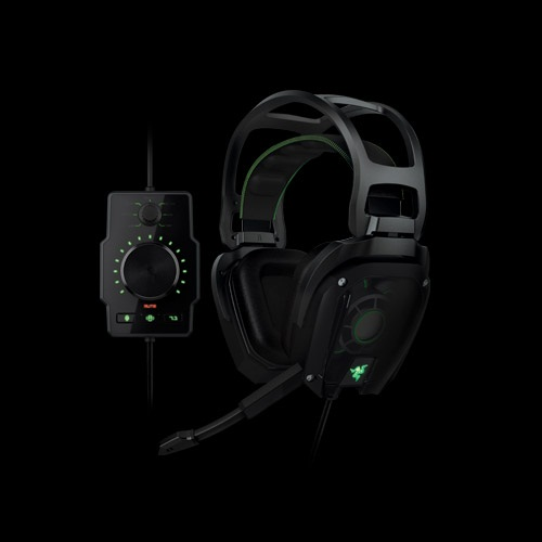 Tiamat 7.1 is the world's first true surround sound gaming headset