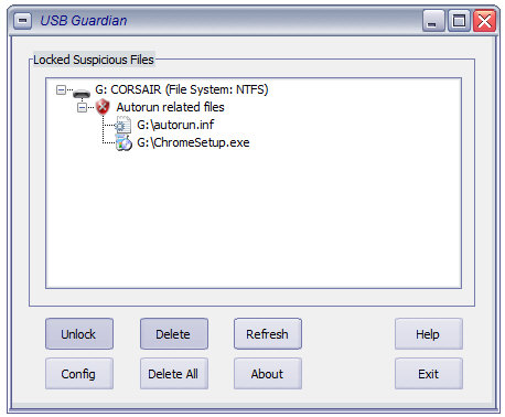 usbguardian2 USB Guardian protects your PC from malicious flash drive attacks [Daily Freeware]