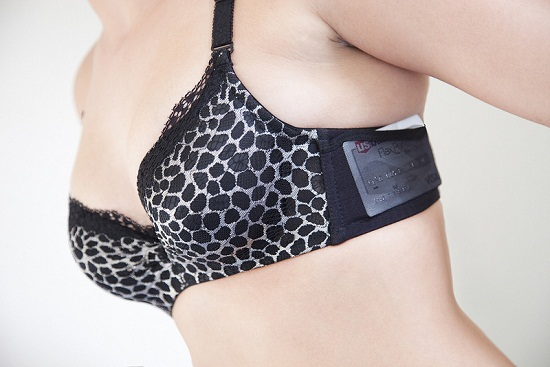 JoeyBra has a pocket for your bra