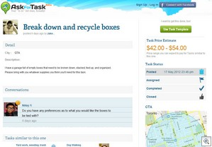 askfortask2 thumb Ask For Task points the way to a neighborhood friendly future
