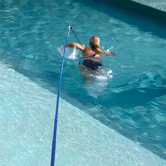 Bowswim System makes your pool go on forever