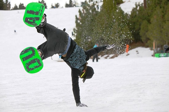 Dual Snowboards gives you a whole new way to experience snowboarding
