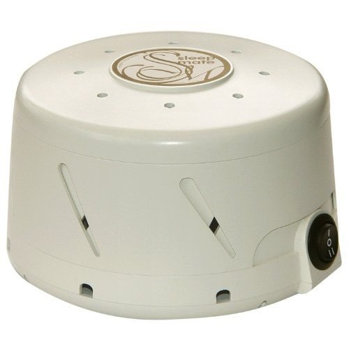 MARPAC White Noise Machine will provide a more peaceful night of sleep
