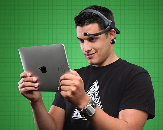 NeuroSky Mindwave Mobile lets you control your devices with your mind!