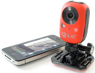 Ego WiFi HD Camera can beam straight to any nearby smartphone