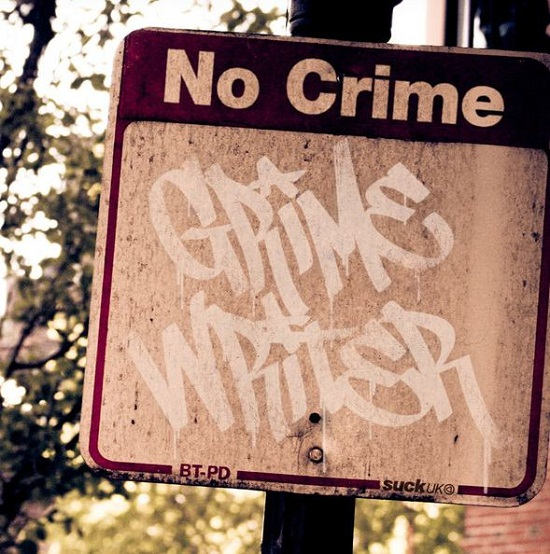 Grime Writer is the only way to graffiti something and not get arrested