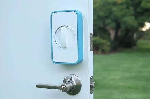 Lockitron Lockitron will let you lock the front door with your phone