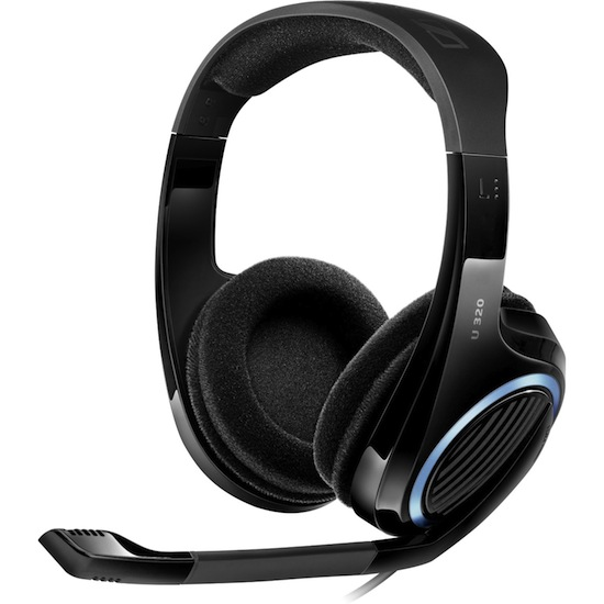 Sennheiser U320 Multi Platform Headset can work and play as much as you do