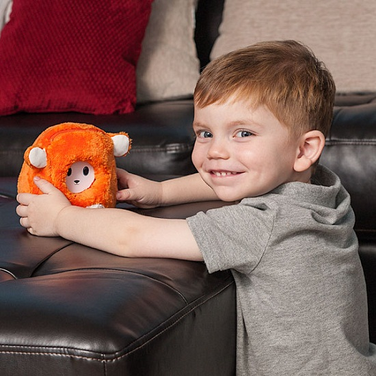 Ubooly2 Ubooly iPhone/iPod Interactive Pet will keep kids entertained